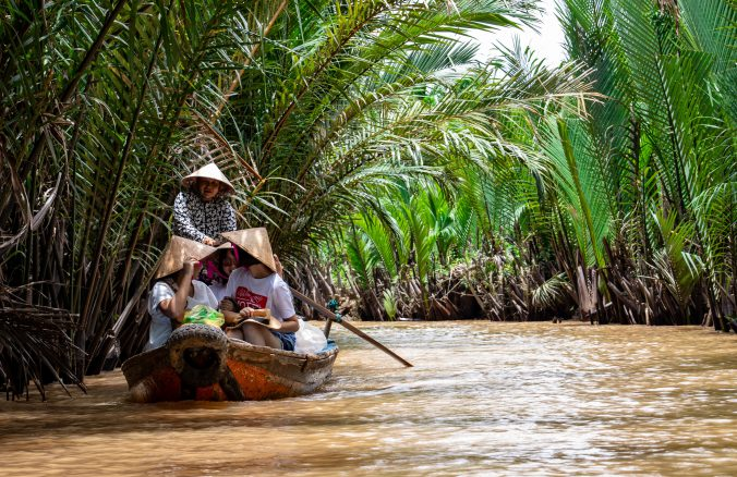 Reizen naar Vietnam